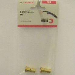 MST-fäste M8 MB401D/501D