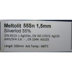 Silverlod 55% 1,5mm