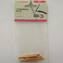 Spännhylsa 1,6 mm L= 50 mm