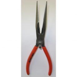 Tång flata runda käftar med skär Knipex