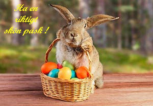 Skön påsk önskas er alla