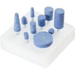 slipstift blå sortiment