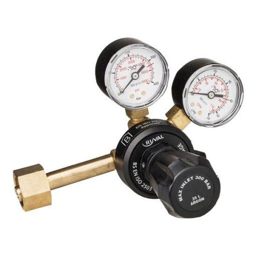 AGA Gasklocka - Gasregulator